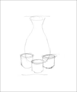 sightmeasure_simple_vase sketch